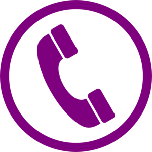 9 Purple Phone Icon Images