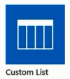 SharePoint 2013 Icon List