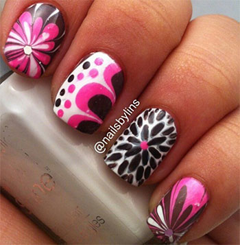 15 spring nail art designs 2014 images easy spring nail art spring 2014 nail art designs prinsesfo Gallery