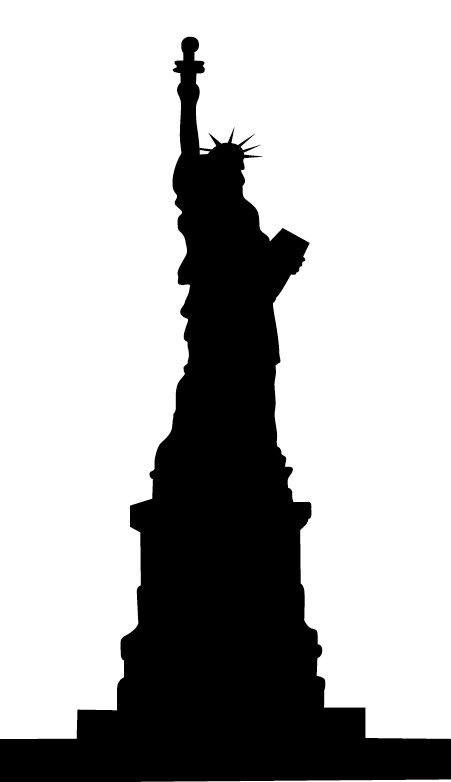 18 Statue Of Liberty Vector Images