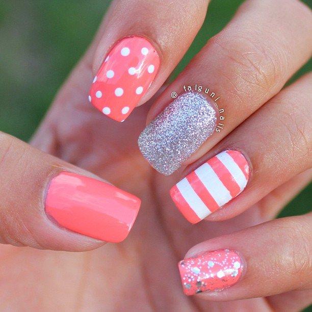 Super Cute Gel Nails Design