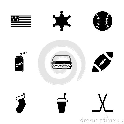 USA Vector Icon