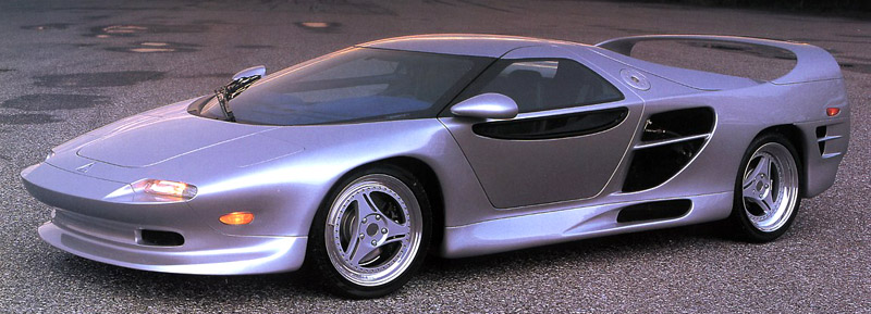 12 Vector Sports Car 1999 Images