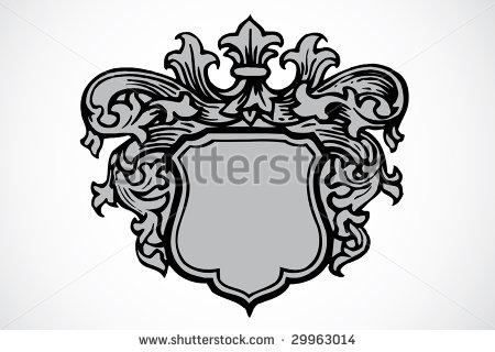 Victorian Vector Crest