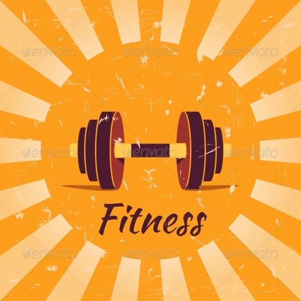 Fitness Gym Logo: 14 Gym Photoshop PSD Background Images