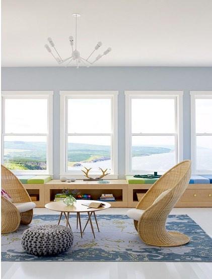 10 Vinyl Window Frames White PSD Images