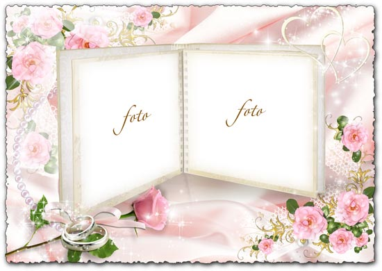 Wedding Album Frame