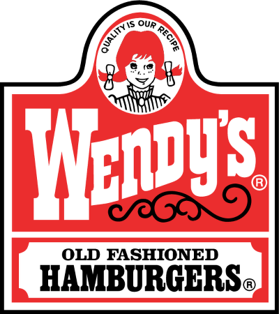 ... New Logo and Wendy's Old-Fashioned Hamburgers / Newdesignfile.com
