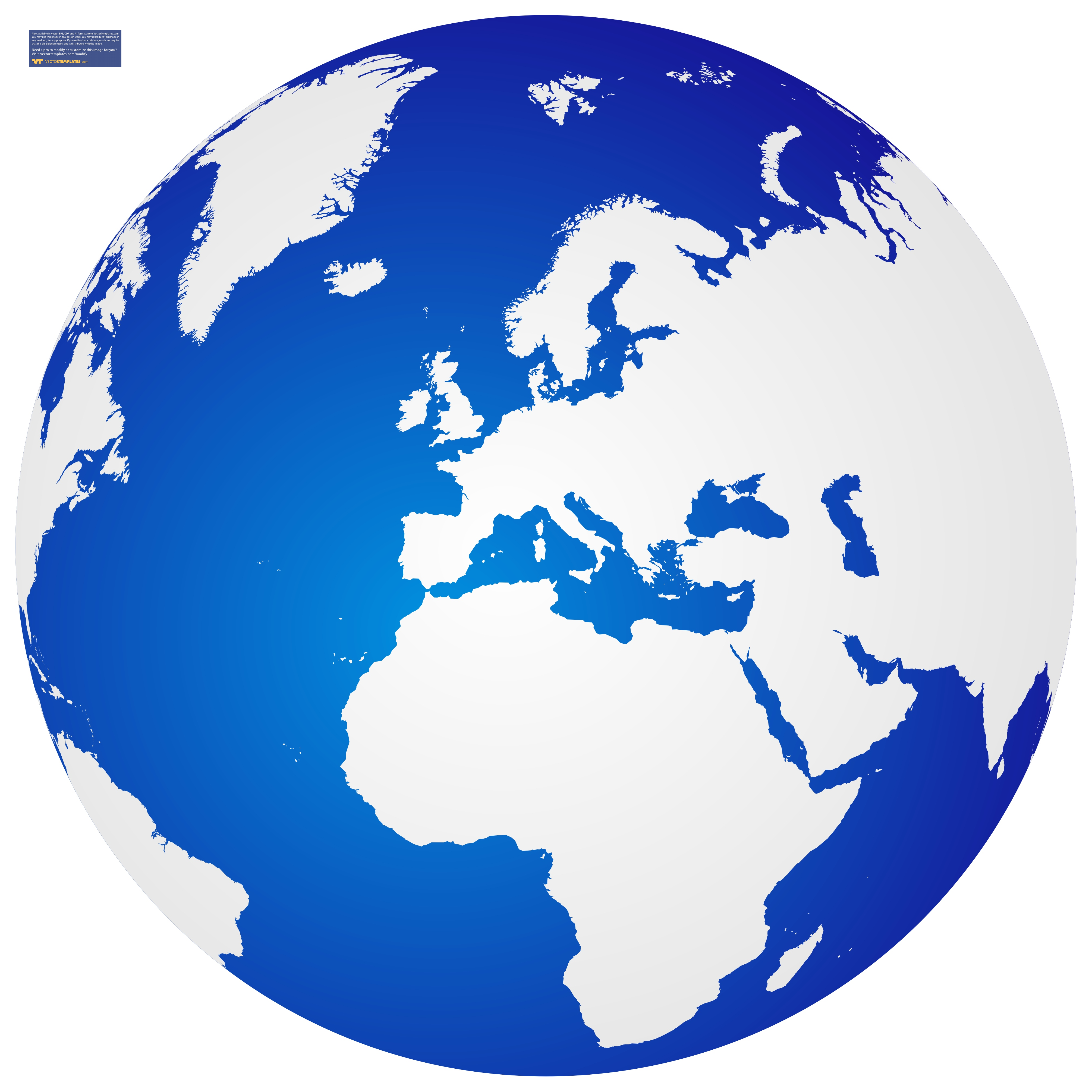 12 World Globe Vector Free Images