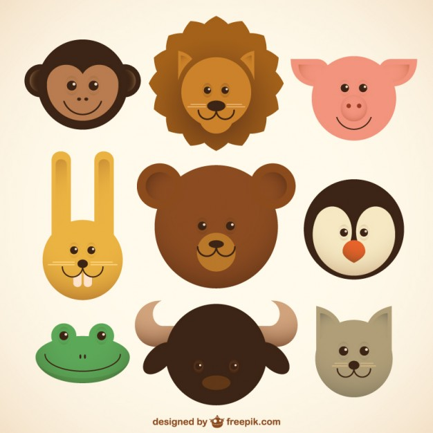 Baby Animals Icons