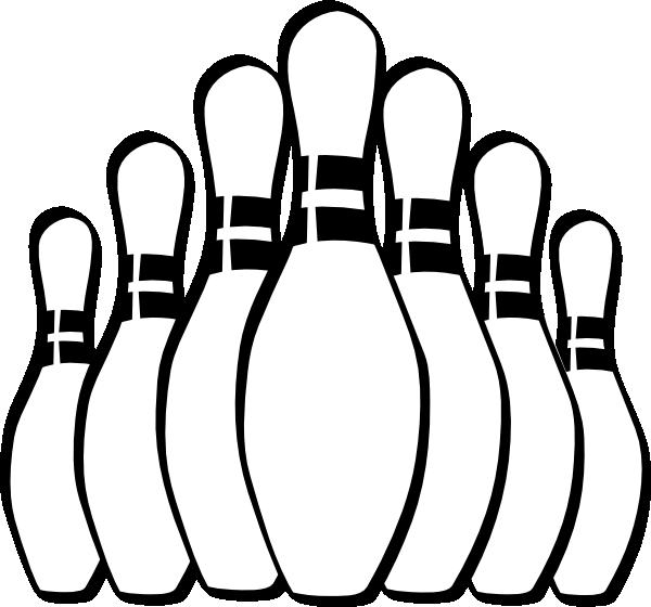 Bowling Pin Clip Art Free