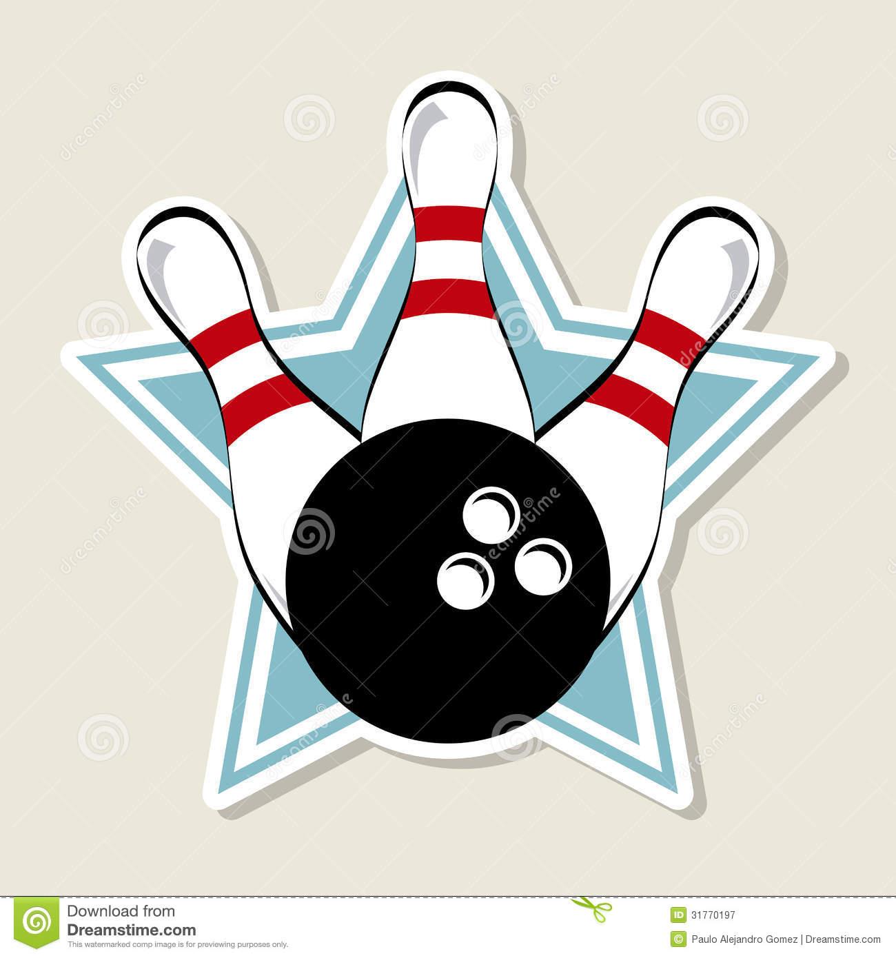 Bowling Split Clip Art Free