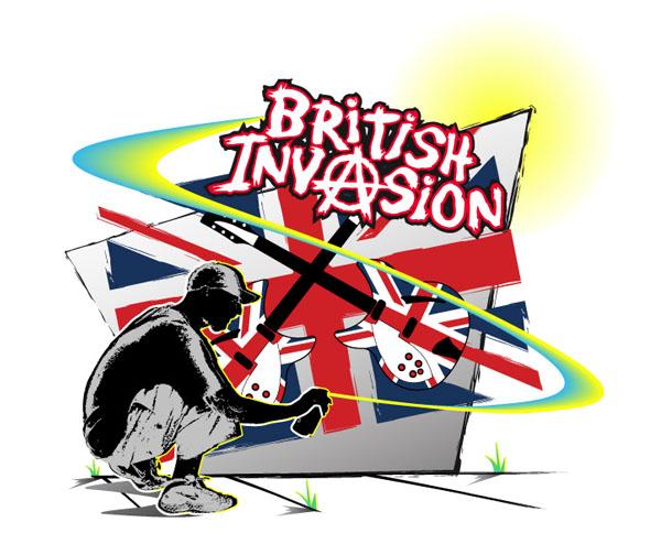 11 British Graphic Design Images