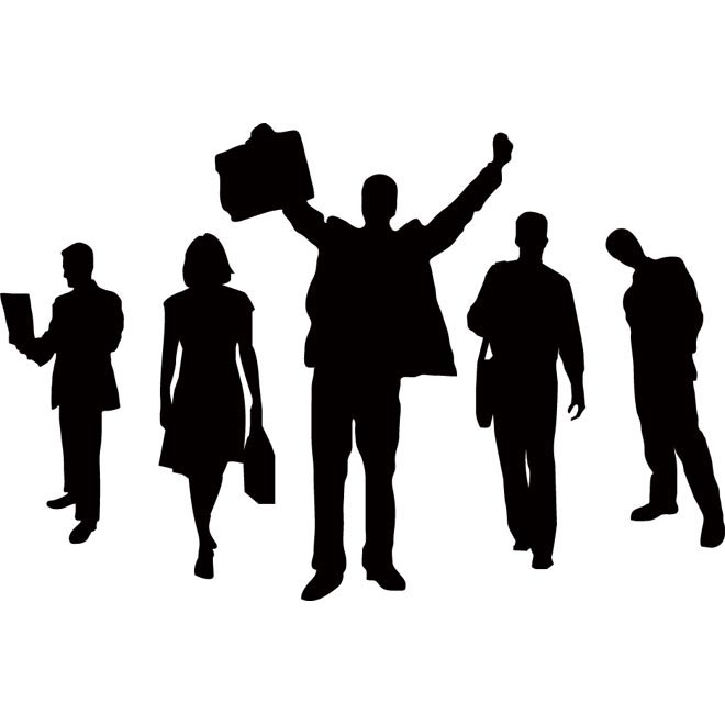 Business People Clip Art