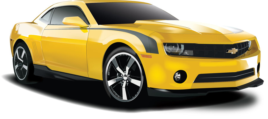 Camaro Vector Art