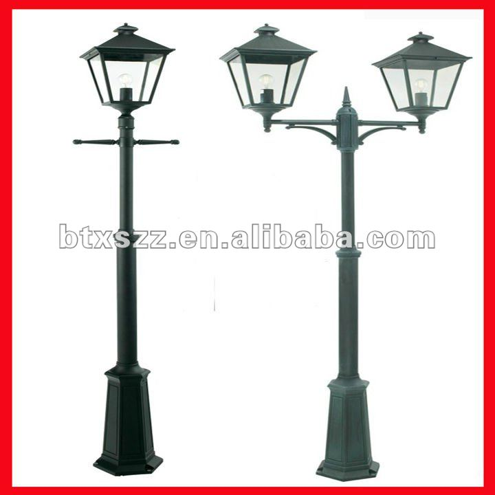 Outdoor Electric Lamp Post: 10 PSD Street Light Outdoor Post Lamp Images