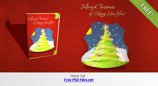Christmas Card Templates Free