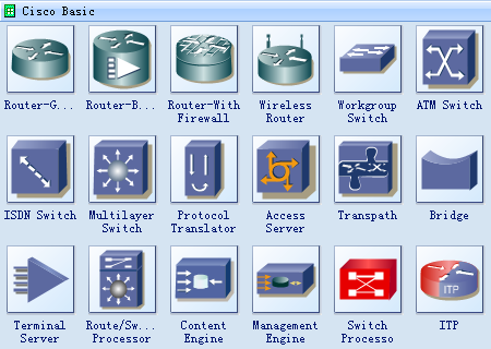 11 Cisco Network Topology Icons Images