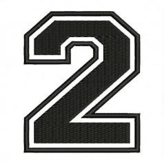 College Font Number 2