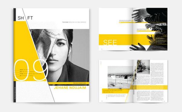 Creative Brochure Design Layouts