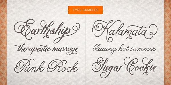 Cursive Handwriting Fonts