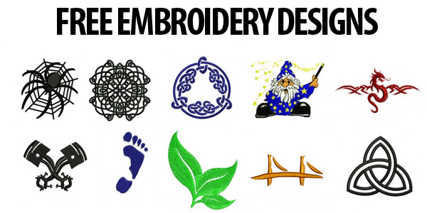 Free Brother Embroidery Designs