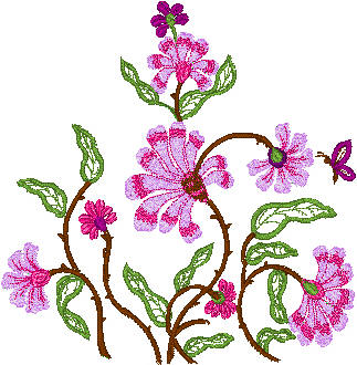 Free Hand Embroidery Designs