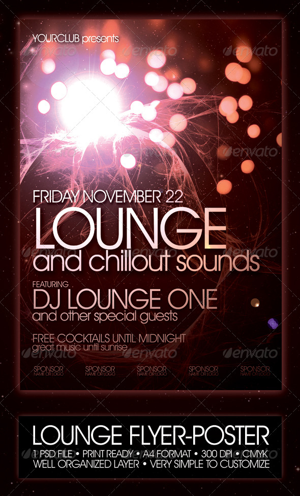 13 Free Nightclub Flyer Design Templates Images Club Party Flyer – Club Flyer Maker