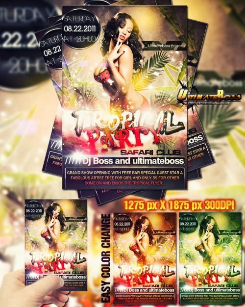 14 PSD Premium Poster Images
