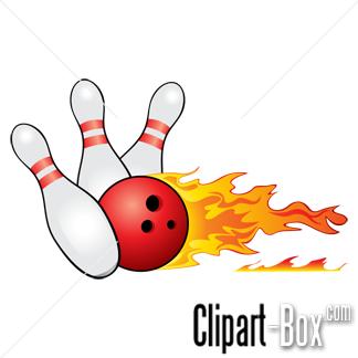 Free Printable Bowling Clip Art