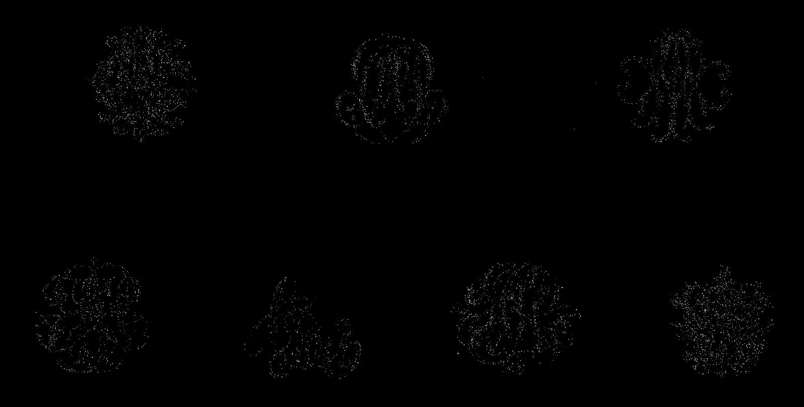 Free Printable Initial Monogram Designs
