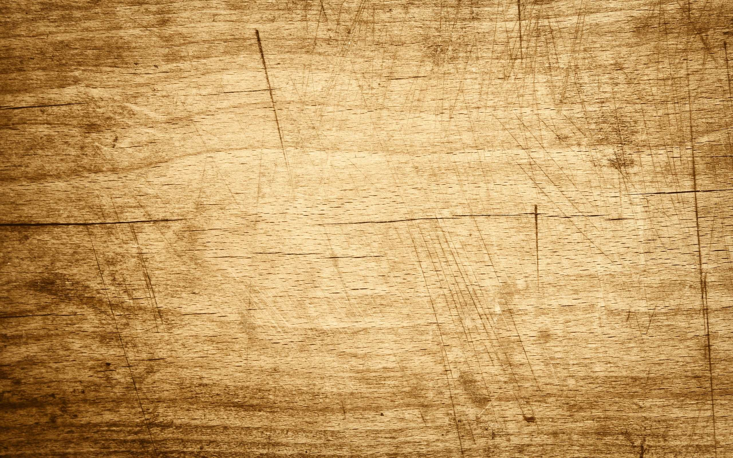 Free Rustic Wood Background with Lights