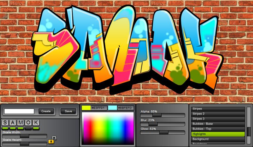 15 Amazing Free Font Generator Online  Design Posts
