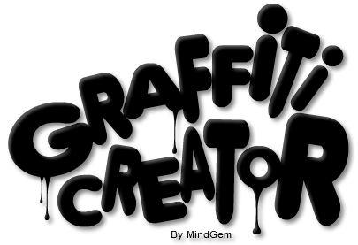 15 Free Fonts Free Graffiti Maker Images Graffiti