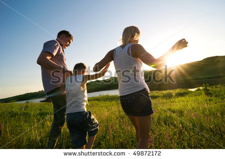 Happy Families Outdoors