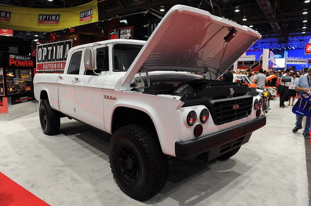 14 Icon 4x4 Truck Images