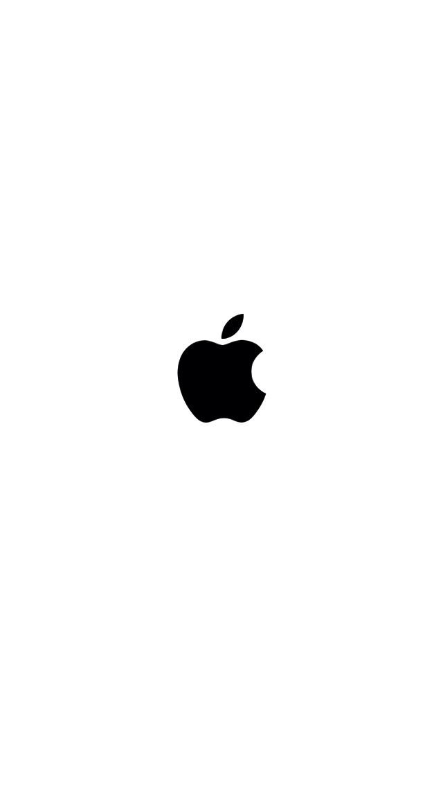 iPhone Black Screen Apple Logo