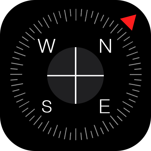 13 IOS 7 Compass Icon Images