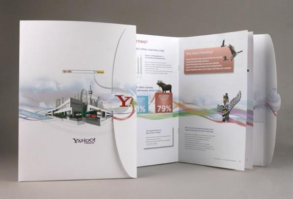 Marketing Brochure Design Ideas