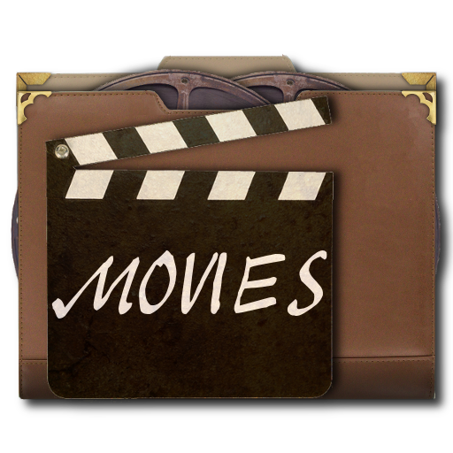 9 My Movies Folder Icon Images