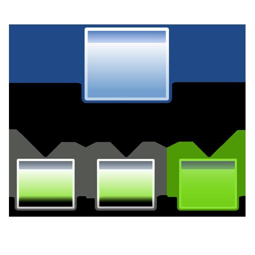 8 System Architecture Icon Images - Enterprise Information ...