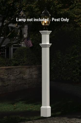 10 PSD Street Light Outdoor Post Lamp Images