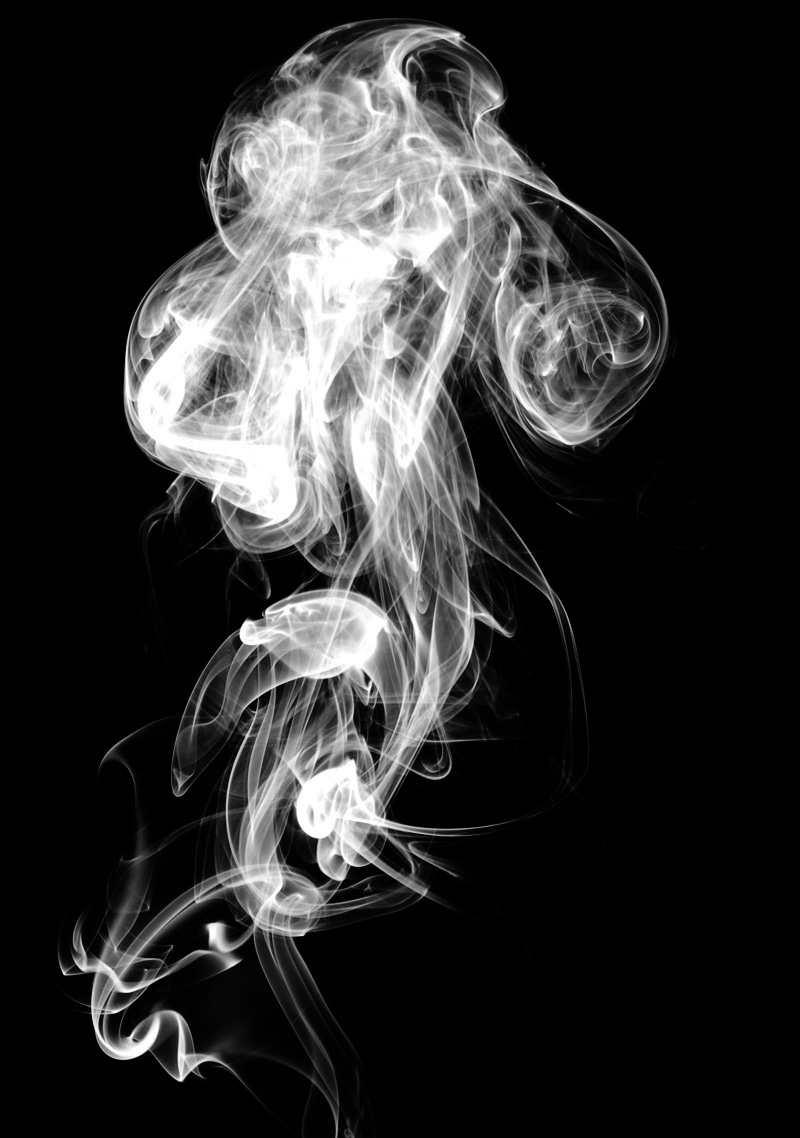 Smoke Transparent for Photoshop Effects