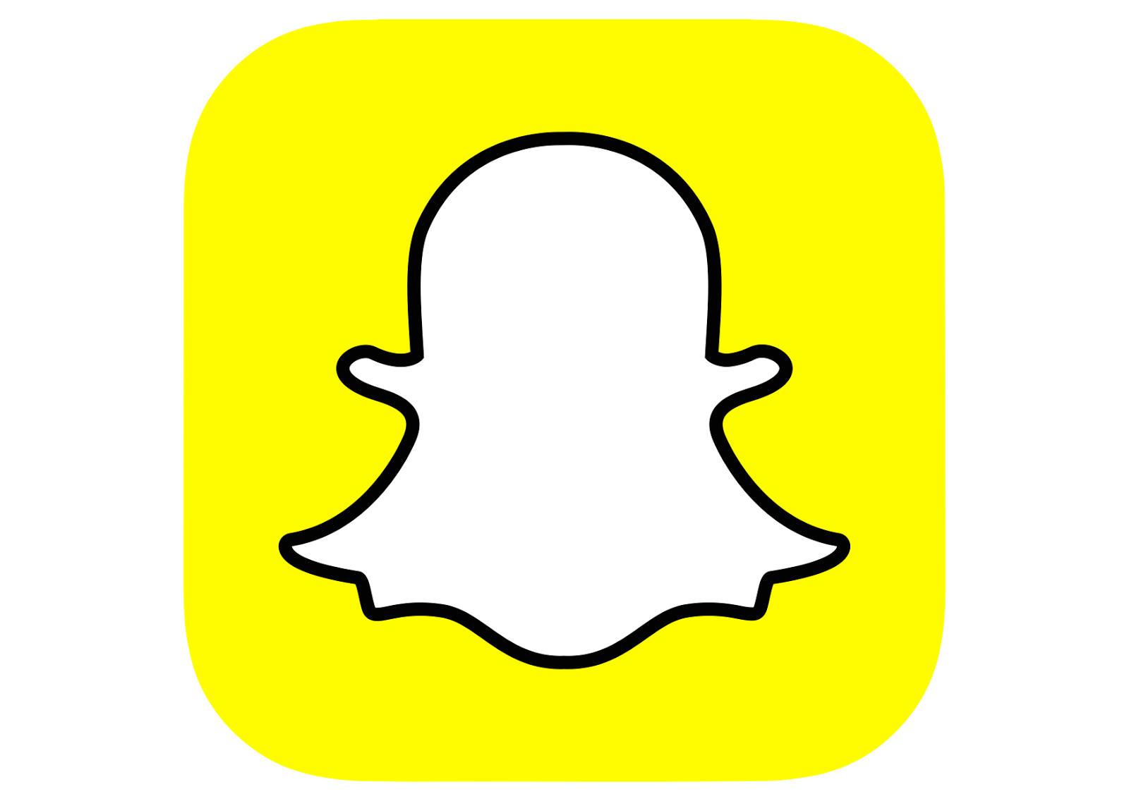 9 Snapchat Icon Vector Images