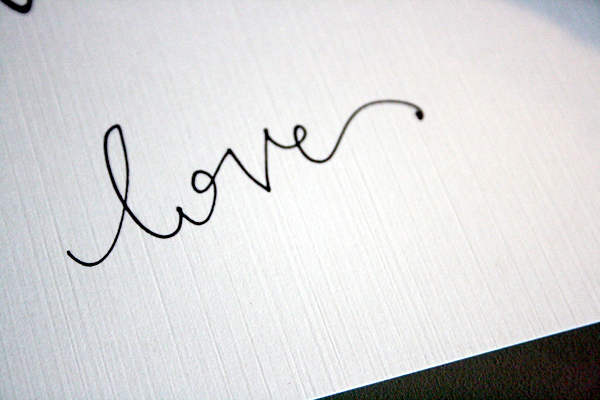 I love you in calligraphy script font images fancy