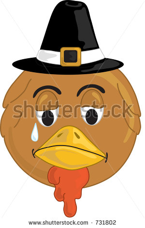 7 Type Emoticons Thanksgiving Images