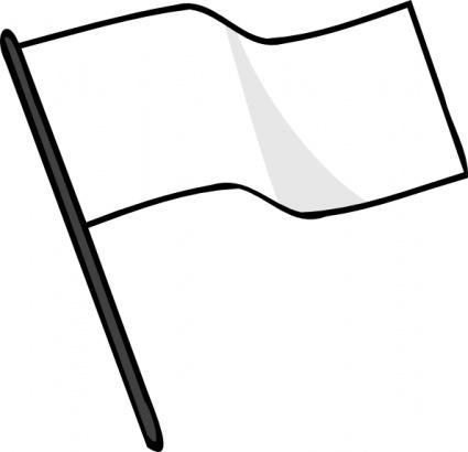 16 White Banner Vector Clip Art Images