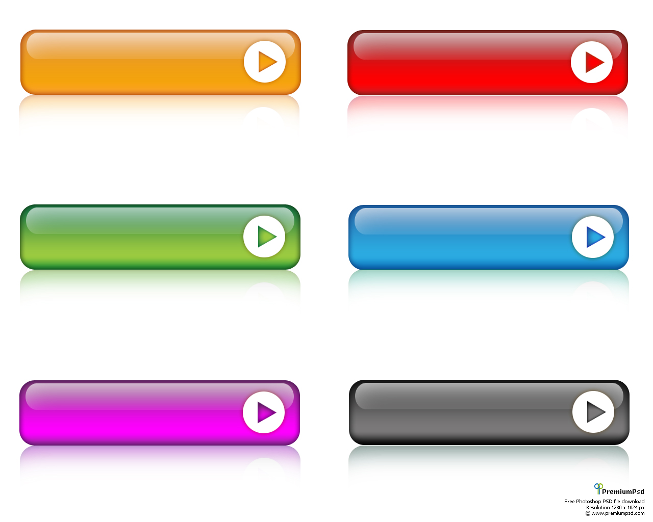 10 Free Web Page Icons Buttons Images - Web Page Button