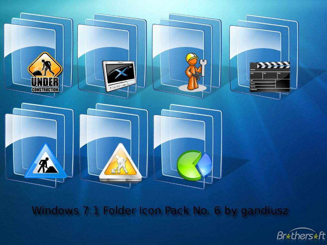 free downloadable icons for windows 7