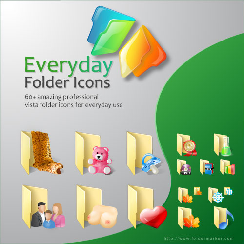 12 Windows 7 Folder Icons Free Download Images